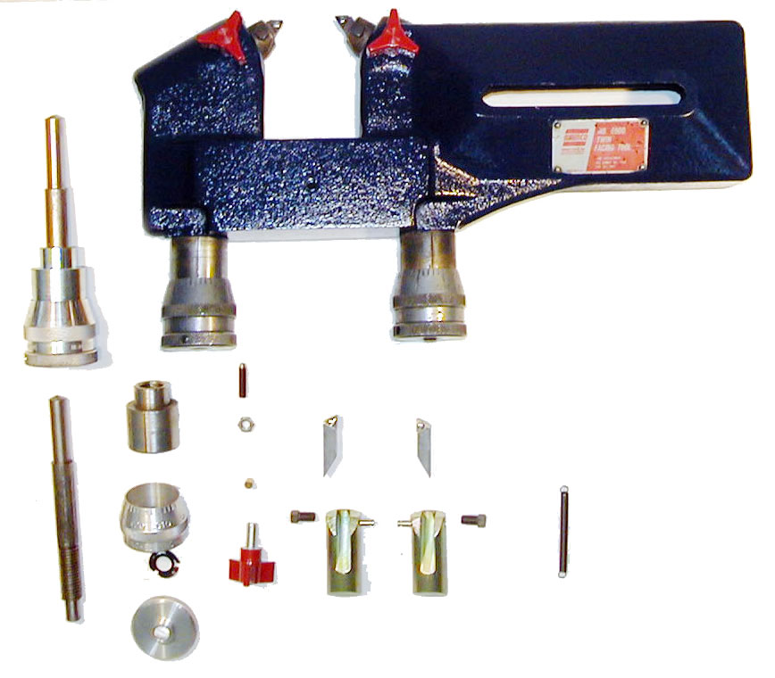 AMMCO Brake Lathe Twin cutter Assembly Parts